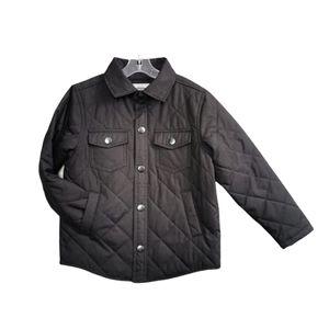 5-6 YEARS Gymboree Grey Jacket, Lined NWT